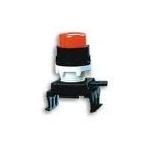 Mygtukas valdymo, spaudžiamas, be raktelio, raudonas, įleidžiamas, HD15C1, ETI 4770001