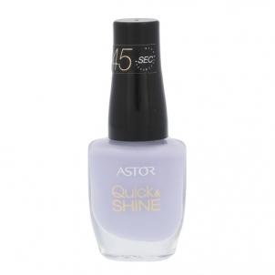 Nagų lakas Astor Quick & Shine Nail Polish Cosmetic 8ml Shade 608 Make Everyday Special Dekoratyvinė kosmetika nagams
