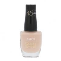 Nagų lakas Astor Quick & Shine Nail Polish Cosmetic 8ml Shade 620 Madeleine Dekoratyvinė kosmetika nagams