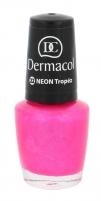 Nagų lakas Dermacol Neon Polish Cosmetic 5ml Nr. 22 Tropéz Dekoratyvinė kosmetika nagams
