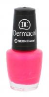 Nagų lakas Dermacol Neon Polish Cosmetic 5ml Nr. 24 Hawai Dekoratyvinė kosmetika nagams
