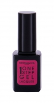 Nagų lakas Dermacol One Step Gel Lacquer 05 Carmine Red 11ml