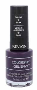 Nagų lakas Revlon Colorstay Gel Envy Cosmetic 11,7ml Shade 450 High Roller Dekoratyvinė kosmetika nagams