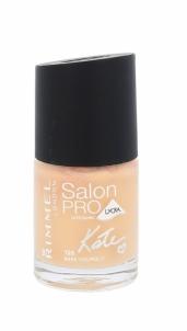 Nagų lakas Rimmel London Salon Pro Kate Cosmetic 12ml Shade 126 Bare Yourself Dekoratyvinė kosmetika nagams