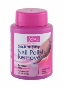 Nagų lako valiklis Xpel Nail Care Quick n 75ml Acetone Free Dekoratyvinė kosmetika nagams