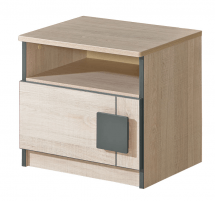 Naktinė spintelė G12 Furniture collection gumi
