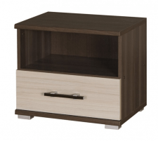Naktinė spintelė Inez Plus 16 Furniture collection inez plus