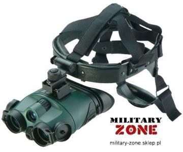Naktinio matymo žiuronas Yukon Tracker Gogle 1x24 Hunting camera