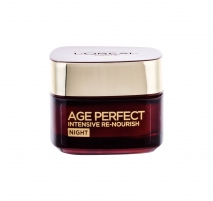 Naktinis odos kremas L´Oréal Paris Age Perfect Intensive Re-Nourish Night Skin Cream 50ml