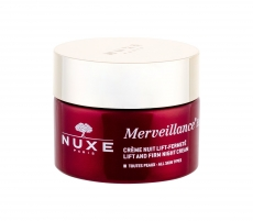 Naktinis odos kremas NUXE Merveillance Expert Lift And Firm Night Skin Cream 50ml Krēmi sejai