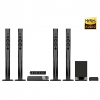 Namų kinas Sony 5.1 channel Blu-ray home theatre system BDVN9200WW USB port, Wi-Fi, NFC, CD player, Wireless connection, FM radio Namų kino sistemos