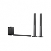 Namų kinas Sony 5.1ch Home Cinema Soundbar System HT-RT4 USB connectivity, 600 W, Bluetooth, 1, Speakers Namų kino sistemos