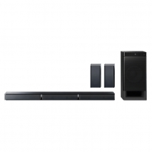 Namų kino sistema HT-RT3 Black 600w 5.1ch Mājas kinozāles sistēmas
