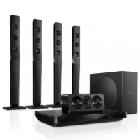 Namų kino sistema Philips 5.1 Home theater HTB3570 3D Blu-ray Smart TV, 1000 W Namų kino sistemos
