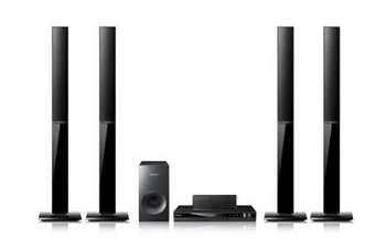 Mājas kinozāles sistēmas Samsung HT-E355K/RU 5.1 Mājas kinozāles sistēmas