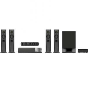 Namų kino sistema Sony BDV-N7200WB, Blu-ray, 5.1 Namų kino sistemos