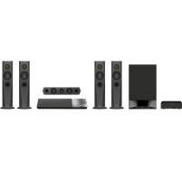 Namų kino sistema Sony BDV-N7200WB, Blu-ray, 5.1