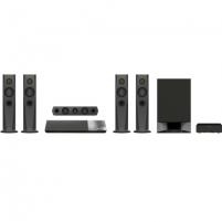 Home theater system Sony BDV-N7200WB, Blu-ray, 5.1