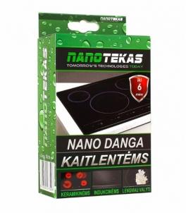 Nano danga viryklėms, kaitlentėms (STAYCLEAN FOR COOK TOPS & HEATING PLATES) 30 ml. Nano dangos namams