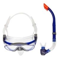 Nardymo kaukė su vamzdeliu Speedo Glide M S Nardymo komplektai, reikmenys
