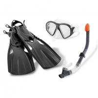Nardymo komplektas Intex Reef Rider Sports Set 55657 Black Nardymo komplektai, reikmenys