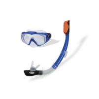 Nardymo komplektas Intex Silicone Aqua Swim Set 55962 Blue Nardymo komplektai, reikmenys