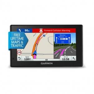 Navigacija Garmin DriveAssist 51 LMT-S Europe GPS navigacinė technika