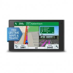 Navigacija Garmin DriveLuxe 51 LMT-S Europe GPS navigacinė technika
