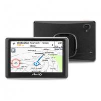 """Navigacija Mio Car navigation Spirit 7700 5"""" touchscreen, GPS (satellite), Maps included GPS navigacinė technika"""