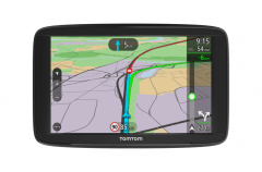 Navigacija NAVIGATION TOMTOM VIA 62 EU45 (DK-SE-NO-FI-PL-EE-LV-LT)