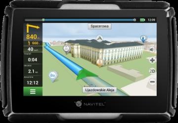 Navigacija NAVITEL G550 MOTO DEVICE LIFETIME GPS navigacinė technika