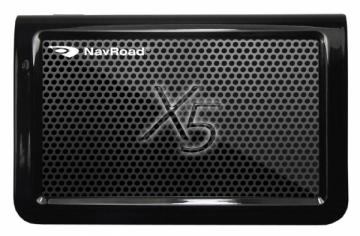 Navigacija NavRoad X5 Navigator FREE EU + AutoMapa PL microSD 8GB GPS navigacinė technika