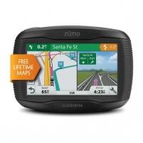 Navigacija zumo 395LM Europe Travel Edition GPS navigacinė technika