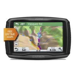 Navigacija zumo 595LM Europe Travel Edition GPS navigacinė technika