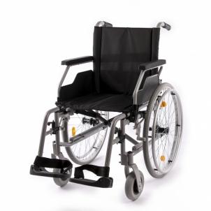 Neįgaliojo vežimėlis LightMan Start 04-030-2, 39 cm