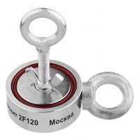 Neodimio paieškos magnetas (dvipusis) Nepra 240 kg 2F120 Metāla detektori un piederumi