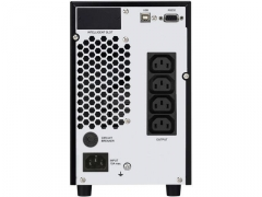Power Walker UPS On-Line 1000VA, 4x IEC, USB/RS-232, LCD, Tower