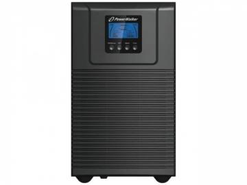 Nepertraukiamo maitinimo šaltinis Power Walker UPS On-Line 1000VA, 4x IEC, USB/RS-232, Tower, EPO, LCD