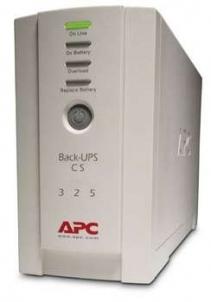UPS APC BACK UPS CS 325VA