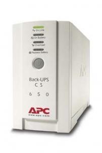 UPS APC BACK UPS CS 650 VA Ups elektroapgāde.