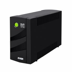 Nepertraukiamo maitinimo šaltinis UPS EVER DUO 550 AVR USB