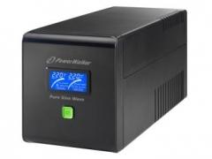 UPS Power Walker Line-Interactive 1000VA 4x IEC C13,PURE SINE, RJ11/RJ45,USB,LCD