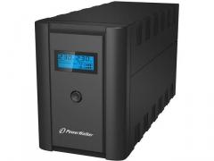 UPS Power Walker Line-Interactive 1200VA 2x 230V PL,2x IEC C13,RJ11/RJ45,USB,LCD