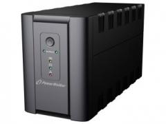 UPS Power Walker Line-Interactive 1200VA 2x SCHUKO, 2x IEC C13, RJ11/RJ45, USB