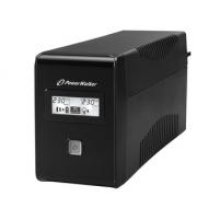 UPS Power Walker Line-Interactive 650VA 2x 230V PL, RJ11, USB, LCD