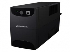 UPS Power Walker Line-Interactive 650VA 2x SCHUKO, RJ11 IN/OUT, USB
