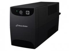 UPS Power Walker Line-Interactive 850VA 2x SCHUKO, RJ11 IN/OUT, USB