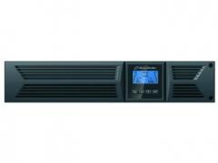 UPS Power Walker On-Line 2000VA, 19 2U, 8x IEC, RJ11/RJ45, USB/RS-232, LCD