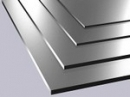 Stainless steel sheet 0.5x1000x2000 1.4301/2B Stainless steel sheets
