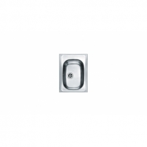 Nerūdijančio plieno plautuvė Eurostar 32X43.5cm Nerudyjančio steel kitchen sinks